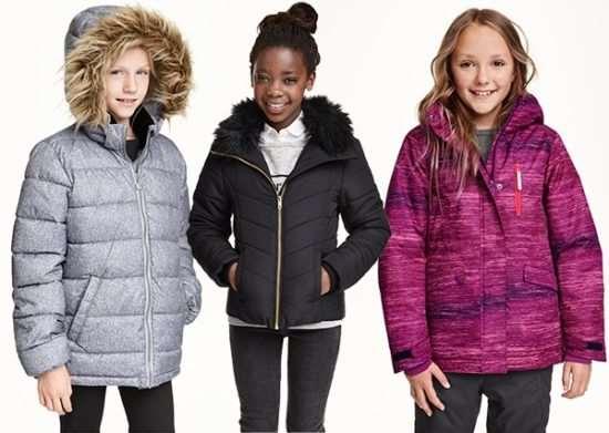 Нюансы выбора куртки для мальчиков и девочек