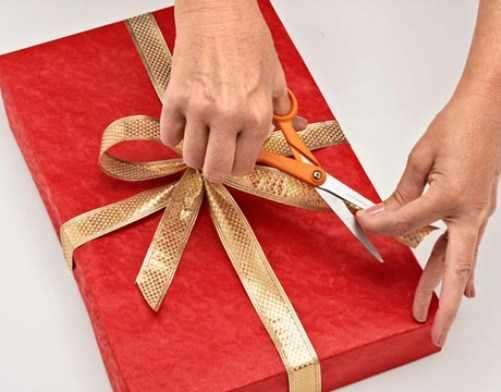 Зачем может понадобиться обычная подарочная упаковка?