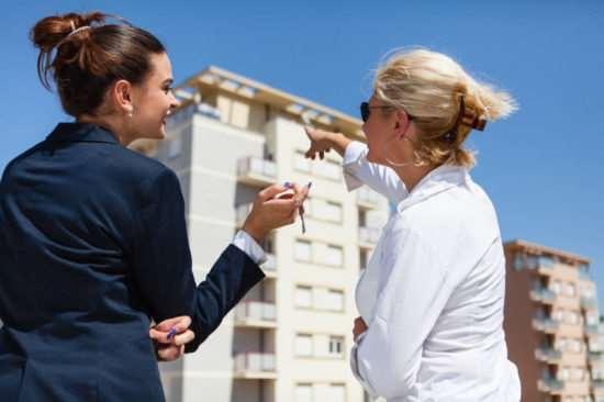 Выбор квартиры на первичном рынке с учетом рекомендаций