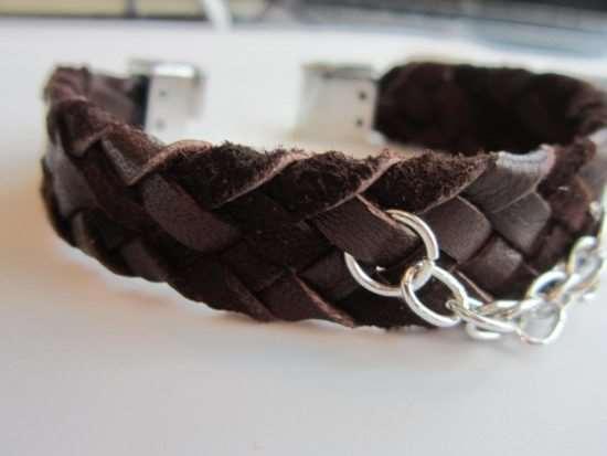 """Браслеты из кожи от брендовых производителей в ИМ """"BOOCHI"""""""