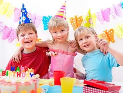 Все об организации и проведении детского праздника
