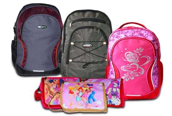 Грамотный выбор рюкзака для школьника
