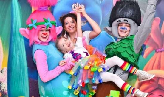 Популярные программы аниматоров на детский праздник