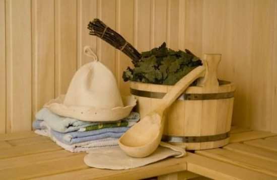 Список необходимых аксессуаров для бани в Украине