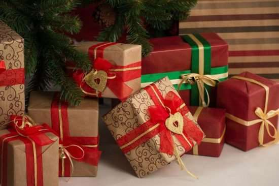 Интересные подарки друзьям на Новый год