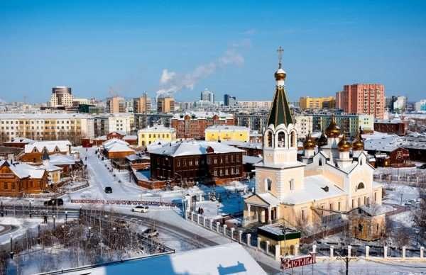 Свежие новости из Якутска и Якутии