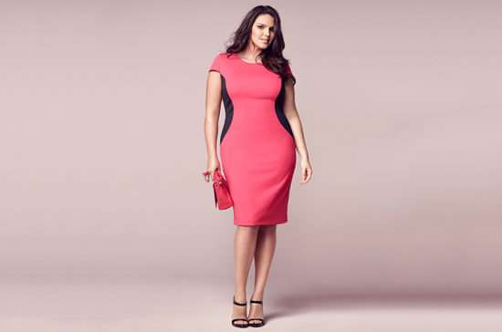 Как безошибочно выбирать платья больших размеров