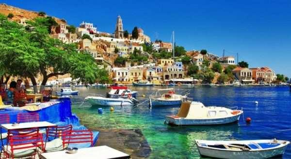 Увлекательный и разнообразный отдых в Греции