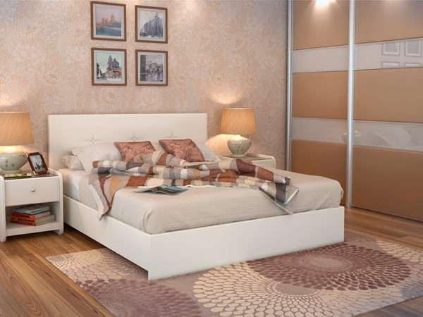 Кровати с матрасами по доступным ценам