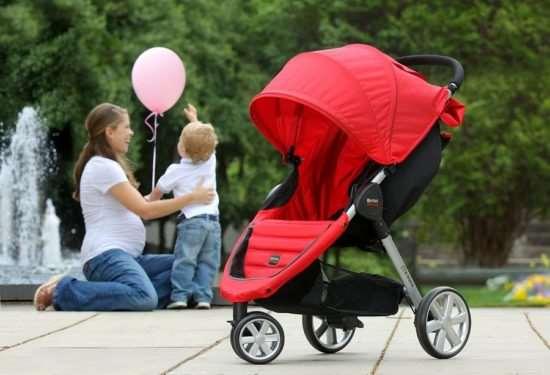 Как не ошибиться с выбором детской коляски?