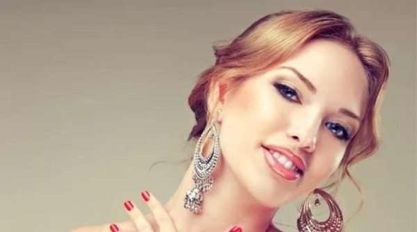 Серьги - неотъемлемый атрибут женской красоты