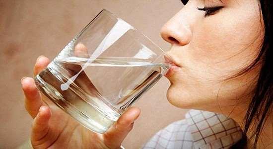 Польза употребления питьевой воды перед едой