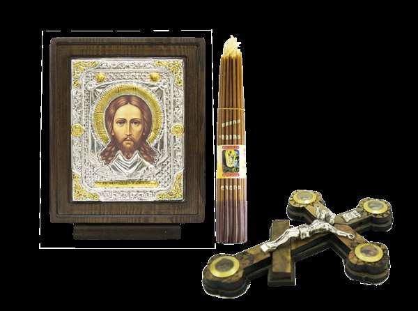 Широкий ассортимент товаров христианской тематики