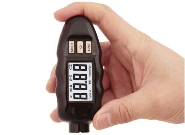 Толщиномер - измерительный прибор для лакокрасочного покрытия