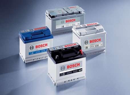 Преимущества и отличия аккумуляторов «Bosch»