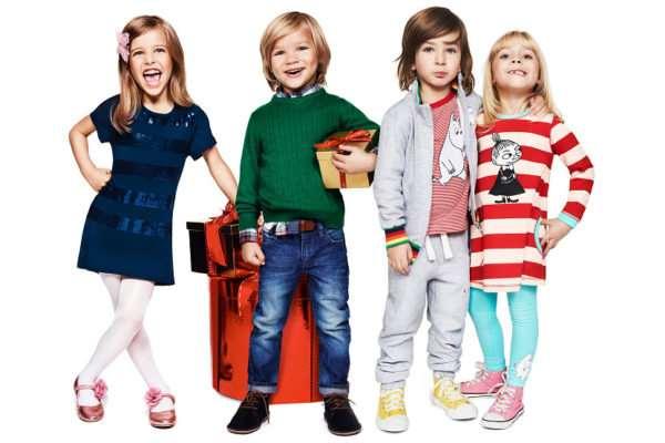 Грандиозная распродажа детской одежды