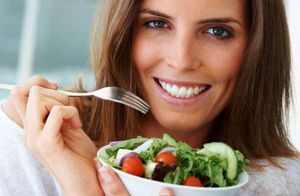 Важность здорового питания для организма женщины