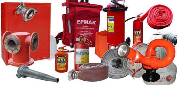 Безопасность начинается с пожарного магазина
