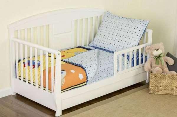 Практические советы по выбору детской кроватки