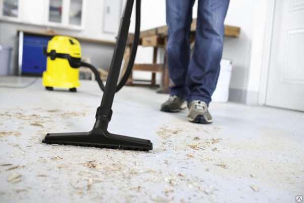 Уборка после ремонта – работа, которую должны выполнять профессионалы