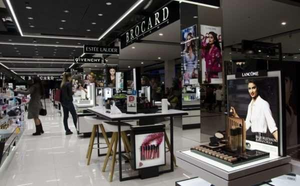 Продукция бренда Брокард-Украина в 25 городах страны
