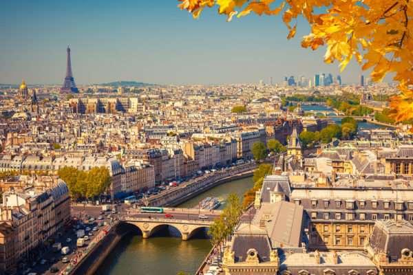 Куда отправиться, отдыхая в Париже?