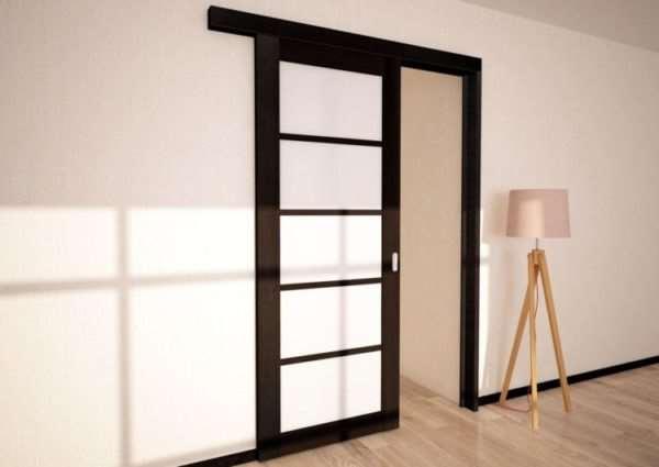 Конструктивные особенности раздвижных дверных систем