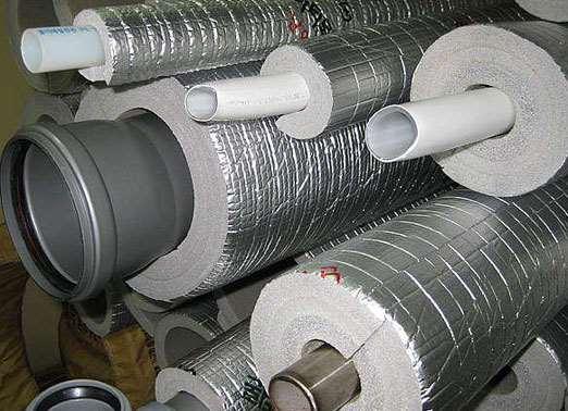 Теплоизоляция трубопроводов – как и чем?