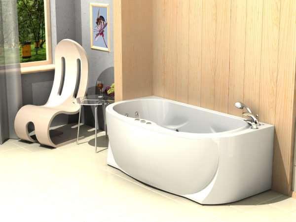 Качественные и долговечные ванны в ассортименте
