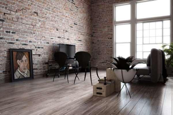 Апартаменты в стиле лофт для творческих личностей