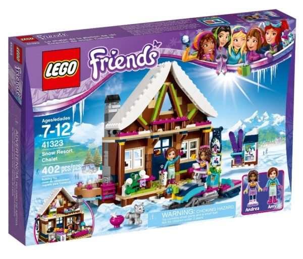 Серия Lego Friends порадует вашу дочь ярким исполнением