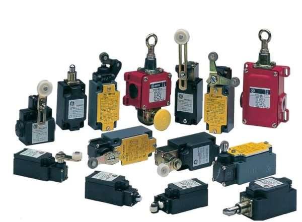 Высококачественные концевые выключатели EMAS
