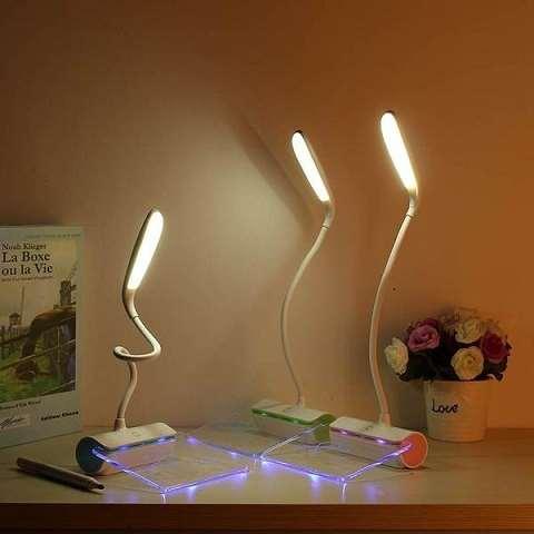 Современная косметология и качественное освещение – светодиодная настольная лампа.