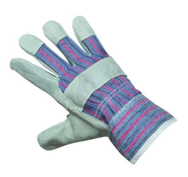 Качественные характеристики спилковых перчаток
