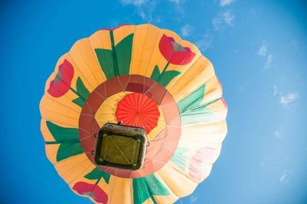 Веские причины отправиться в полет на воздушном шаре