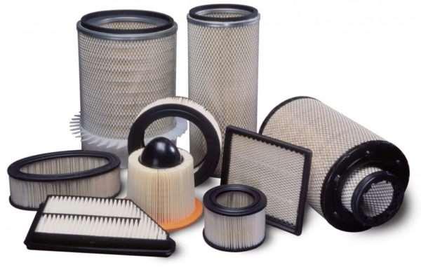 Автомобильные фильтры: виды и характеристики