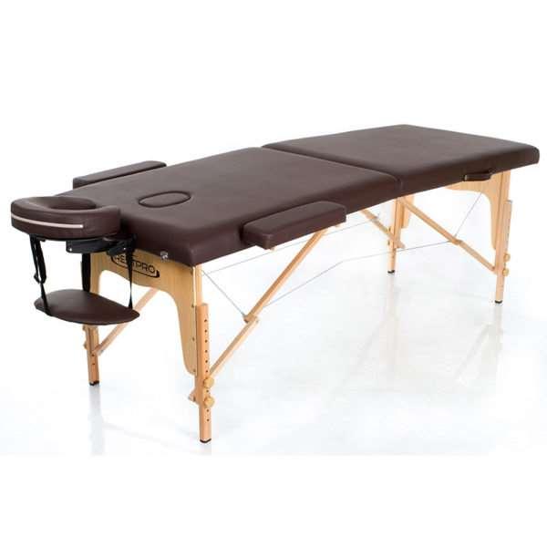 Преимущества удобного массажного стола