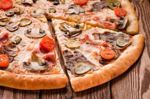 Секреты приготовления вкусной пиццы