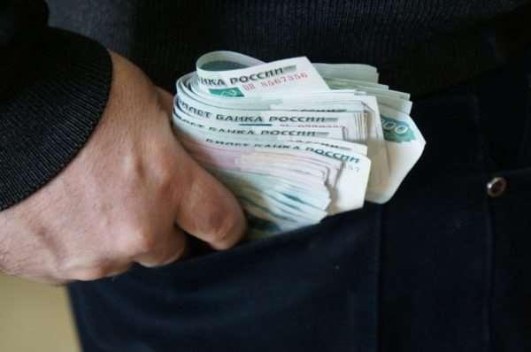 Штрафы и реальные сроки за дачу взятки должностному лицу