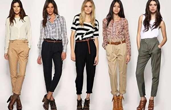 Женские брюки: что будет в тренде 2018?
