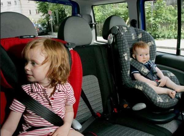 Практичное и бюджетное решение арендовать детское автокресло
