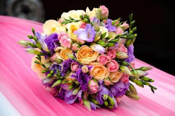 Как выбрать букет цветов в качестве подарка на день рождения?