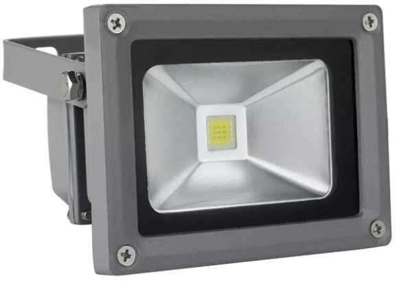 Устройство и функционирование LED-прожектора с датчиком движения