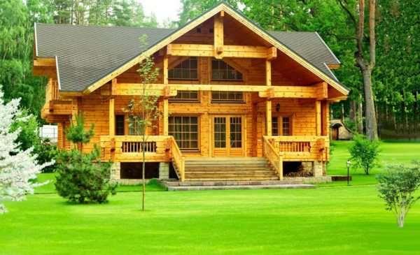 Деревянный дом – это выгодно