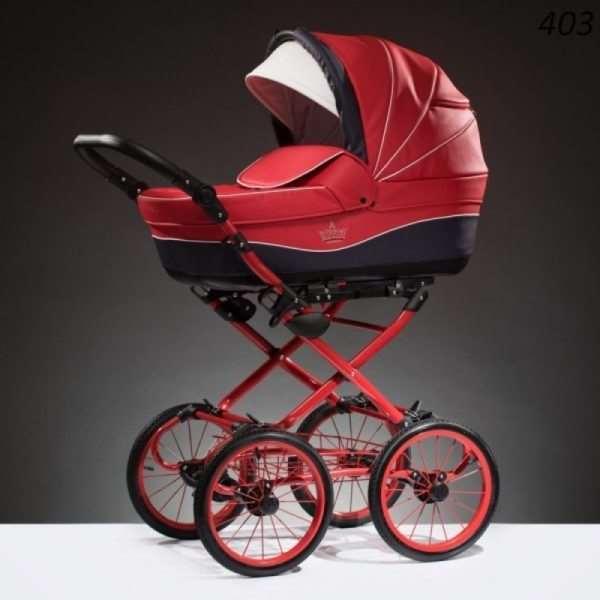 Как выбрать качественную и стильную классическую коляску?