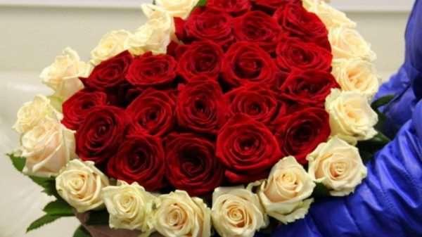 Как заказать доставку цветов в Омске?