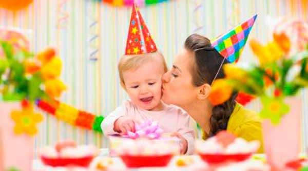Как организовать для ребенка отличное день рожденье?