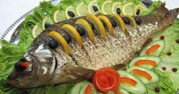 Как подготовить рыбу к запеканию в духовке