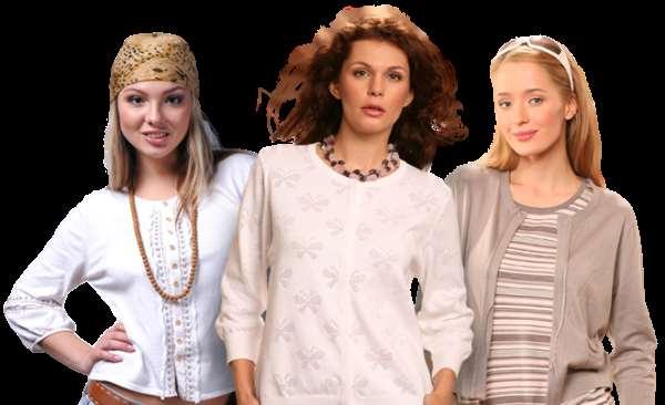 Основные правила по уходу за женской трикотажной одеждой