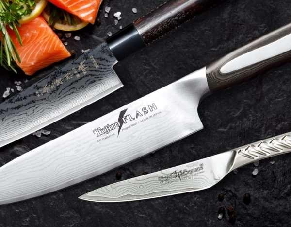 «TOJIRO» - лучшие ножи японского производства